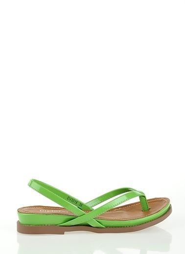 Divarese Sandalet Yeşil